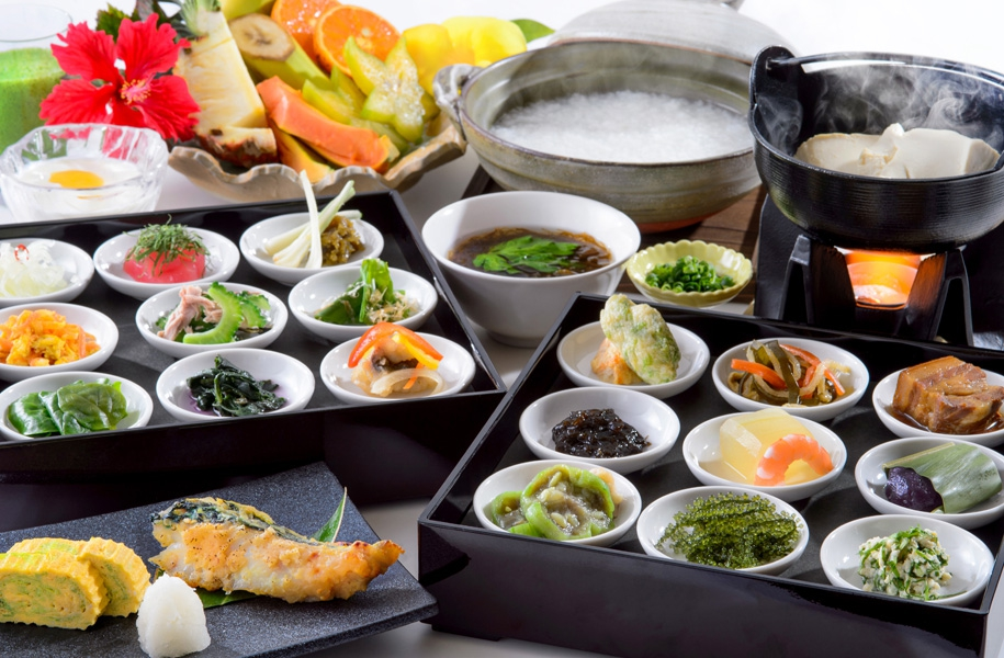 アートホテル石垣島|南ぬ島の薬膳朝食