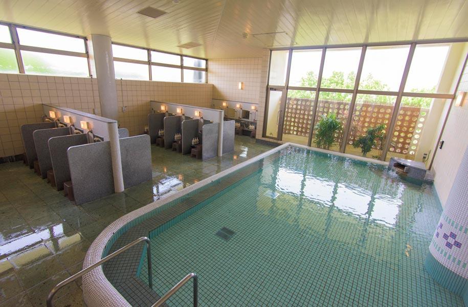アートホテル石垣島大浴場