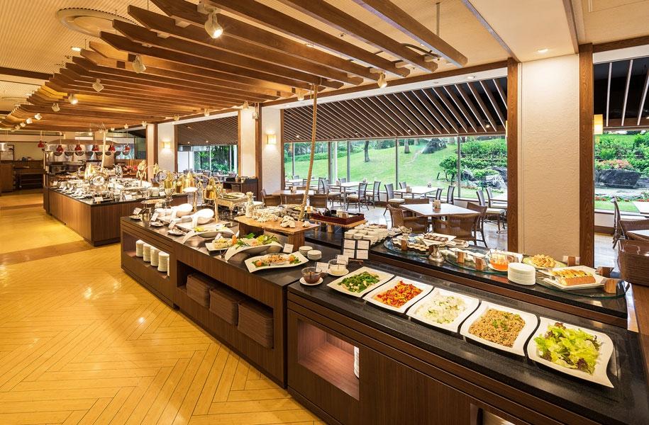 このプランで3連泊以上のお客様はホテルブッフェディナー1回ご招待いたします!