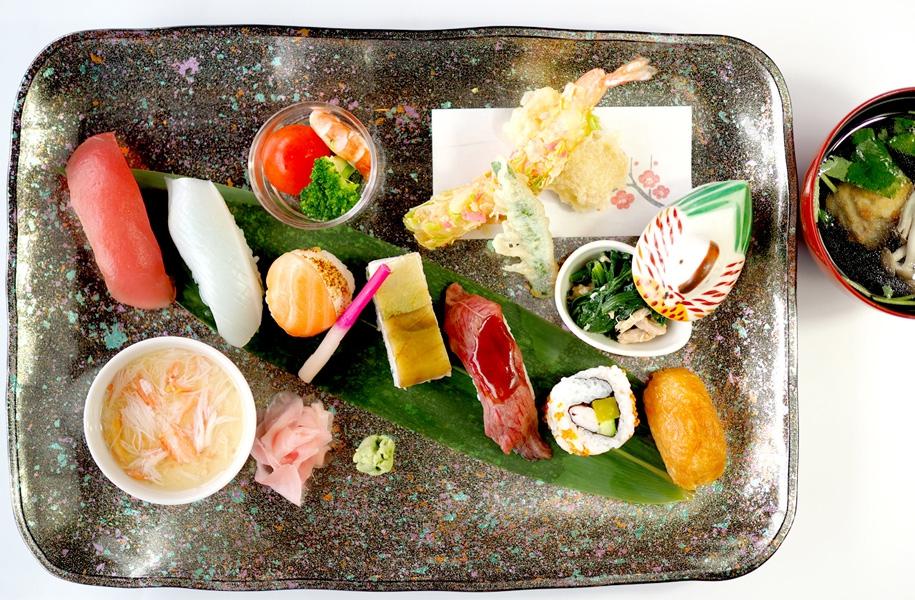 見ても楽しい、ワクワクのお寿司たち