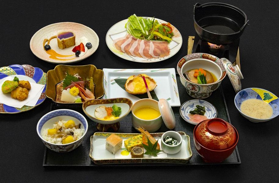 和食会席プラン(5,150円)