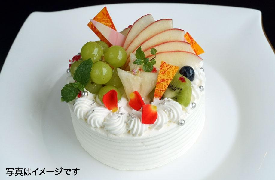 記念日セットは和洋中デリカセット+生クリームケーキ4号 5,700円