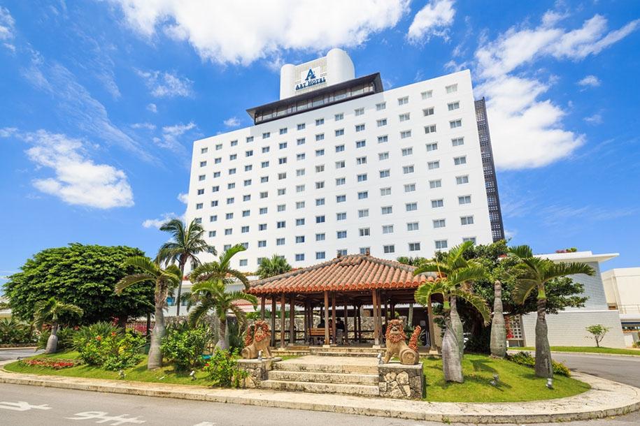 アートホテル石垣島、館内停電作業のお知らせ