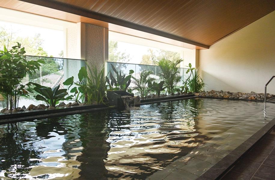 ウエルネスセンターの大浴場も使えます