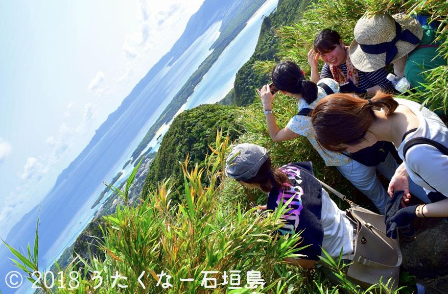 石垣島絶景ハイキング山頂×島唄(川平、前嵩コース)